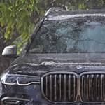 Kémfotókon a 600+ lóerős új BMW X7