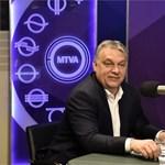 """Orbán: Szeptembertől """"satu közeli"""" szigor lesz a határokon"""