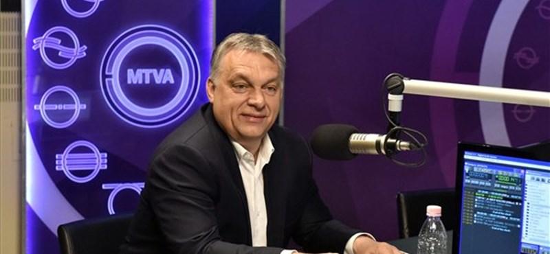 Orbán: A nemzeti futballválogatott legutóbbi szereplése egy Moháccsal ért fel