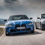 Újabb szentségtörés: itt az összkerekes BMW M3 és M4