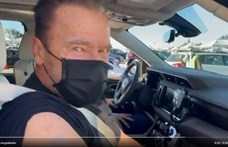 A Terminátort idézve hív oltásra Arnold Schwarzenegger