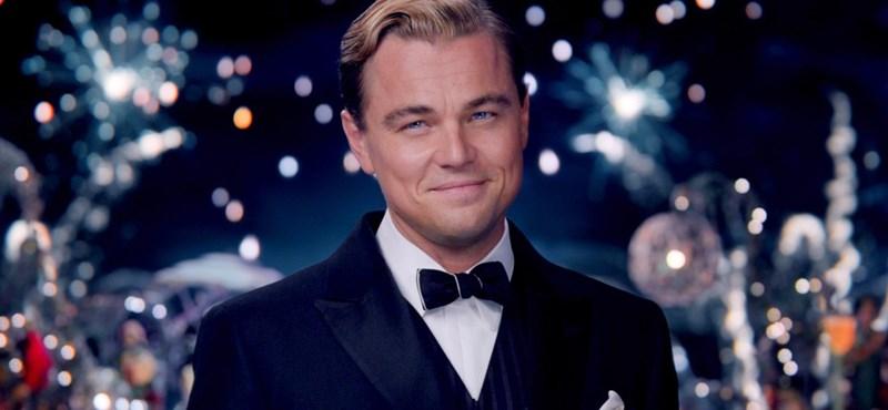 Leonardo DiCaprio végre kapott egy Oscart