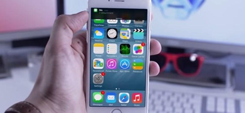 A gyengébb kezdés után így szerepel most az iOS 8