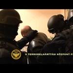 Videó: 120 kommandóssal csapott le a TEK Józsefvárosban