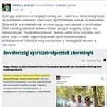 Lendvai Ildikó most tudta meg, hogy igaziból Orbán Viktor a férje