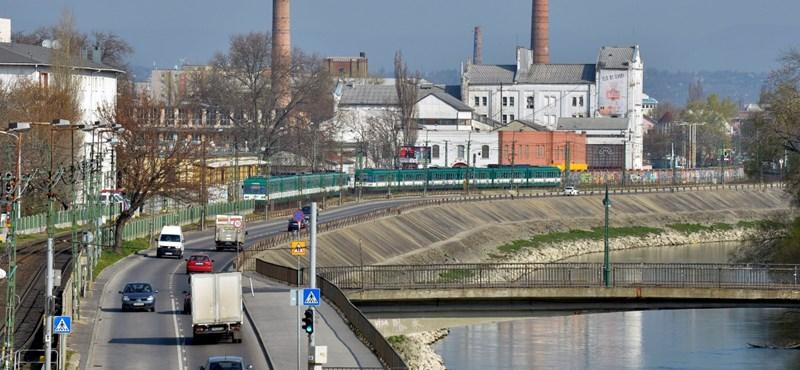 Új hidat és felhőkarcolók nélküli várost szeretne az új budapesti főépítész