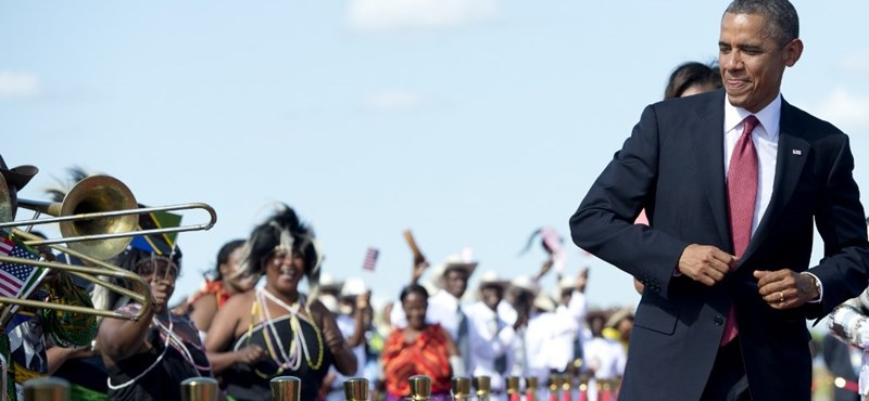 He blew his 60th birthday party with Barack Obama