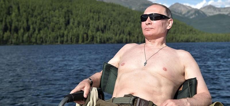 Rekordmértékben megugrott az átlaghőmérséklet Oroszországban