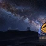 Eldőlt: megépítik a vulkán tetejére a teleszkópot, a lencséje akkora lesz, mint egy repülőgép