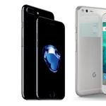 Itt vannak az első tesztek: lehagyta az iPhone 7 a Google Pixel XL-t