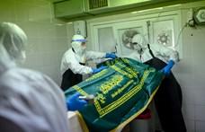 Több mint 32 ezer új fertőzöttet találtak Törökországban egy nap alatt