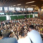 Nem adják a tanárok és diákok a Corvinus budai campusát