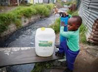 Naponta ezer kisgyerek hal meg a rossz higiénia miatt
