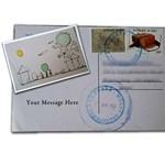 Utazni nem kell, elég a net, hogy képeslapot küldhessen Timbuktuból