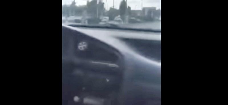 Most jön a vádemelés Ny. Bálint ügyében, aki életveszélyesen közlekedett és ki is posztolta – videó