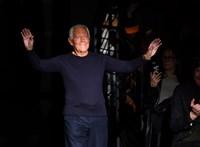 Giorgio Armani: Sokféleképpen meg lehet erőszakolni egy nőt