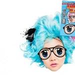 Frappáns ajándék: Manga-stílusú szemüveg rajongóknak