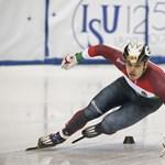Visszavonul az olimpiai bajnok gyorskorcsolya-váltó egy tagja