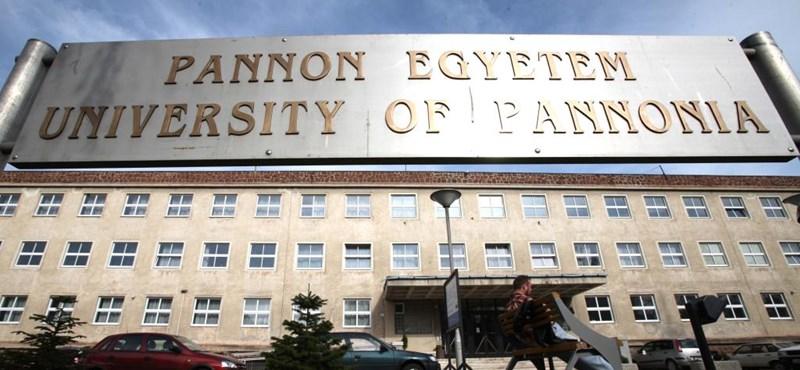 Összesen ennyien tanulhatnak szeptembertől a Pannon Egyetemen
