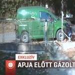 Felvette a biztonsági kamera, ahogy halálra gázolják a 19 hónapos kisfiút Kisberényben