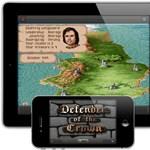 Defender of the Crown iPhone-ra és iPadre!