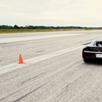 Videó: néha ki kell próbálni, tudja-e a Bugatti Chiron a 420 km/h-t