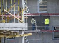 Óriásit nőtt az újonnan átadott lakások száma
