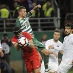 Legyőzte a Ferencváros az Újpestet, továbbra is veretlen a bajnokságban