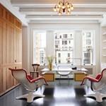 Otthoni dolgozószobák a világból: luxustól a modernig (fotókkal)