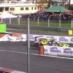 Raliautóval is zseniális az egyik legnagyobb motorversenyző, Rossi - videó