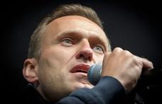 Nobel-békedíjra jelölték Alekszej Navalnijt