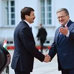 Tudják, mit válaszolt Putyin meghívására Áder lengyel kollégája?