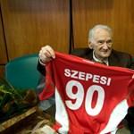 Így emlékeznek meg a focisták Szepesi Györgyről