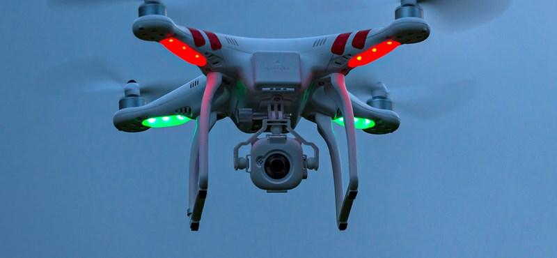 Függönybehúzás drónok miatt: nem lehet csak úgy felvételeket készíteni