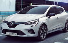 7,1 millió forinttól indul itthon a hibrid Renault Clio