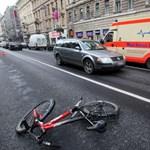 Figyelmetlen kerékpárost gázoltak el Kiskunfélegyházán