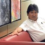 Apasági tesztnek veti alá magát a bolíviai elnök