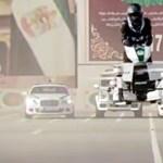 Újabb csodajárgányt akar a dubaji rendőrség – egy repülő motort