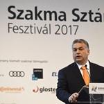 Tanácsot ad Orbán a magyar diákoknak: hogyan futhat vakvágányra az életük?