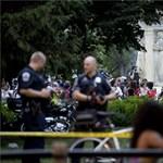 Lövések hangja okozott pánikot a washingtoni Pride-on