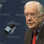 A volt amerikai elnök Jimmy Carternél agytumort diagnosztizáltak