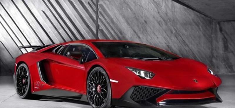 Minden eddiginél durvább Aventadort vitt Genfbe a Lamborghini