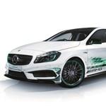 Limitált szériás Mercedes a Forma-1 jegyében