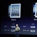 Ilyen az új iPad - és ez hiányzik belőle