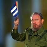 Melegítőben, lezser érveléssel adott interjút a 84 éves Castro - videó