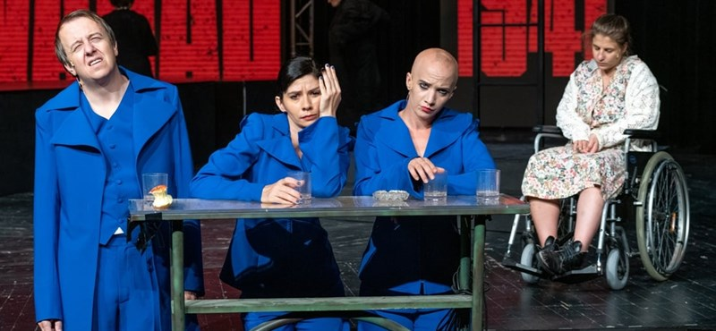 Koronavírusos színész miatt marad el a Vörösmarty Színházban az ősbemutató