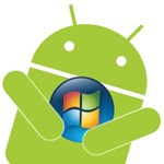 Android = Windows 8 + Windows Vista