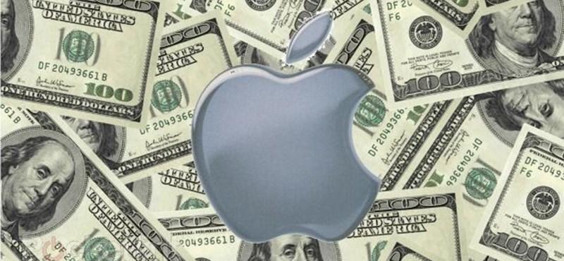 Megálltak az iPhone-ok, várakozások alatt az Apple