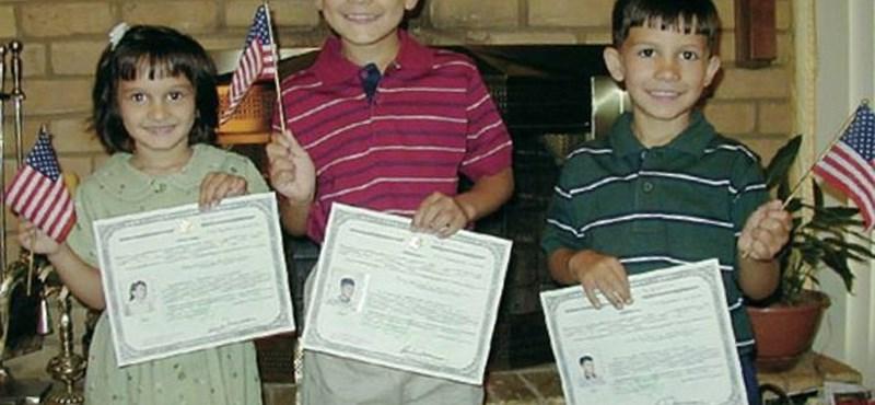Három magyar gyereke van Szaddám levadászójának