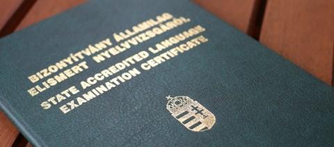 Eddig 102 ezer diplomát küldtek ki az egyetemek a nyelvvizsgamentesség miatt